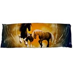 Wonderful Horses Body Pillow Cases Dakimakura (Two Sides)