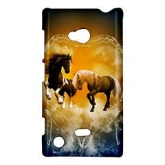 Wonderful Horses Nokia Lumia 720