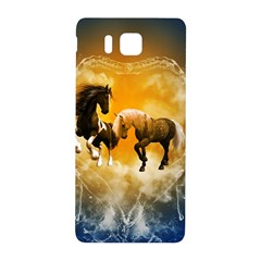 Wonderful Horses Samsung Galaxy Alpha Hardshell Back Case