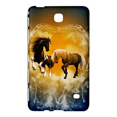 Wonderful Horses Samsung Galaxy Tab 4 (8 ) Hardshell Case