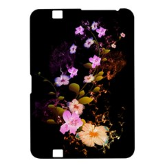Awesome Flowers With Fire And Flame Kindle Fire HD 8.9