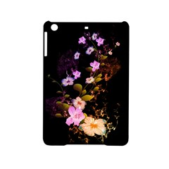 Awesome Flowers With Fire And Flame iPad Mini 2 Hardshell Cases