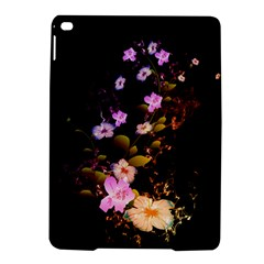 Awesome Flowers With Fire And Flame iPad Air 2 Hardshell Cases