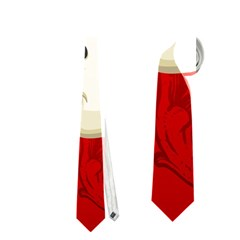 Funny Polar Bear Neckties (two Side)