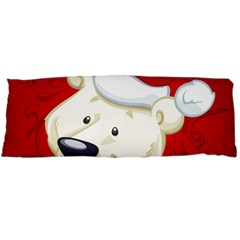 Funny Polar Bear Body Pillow Cases Dakimakura (two Sides)