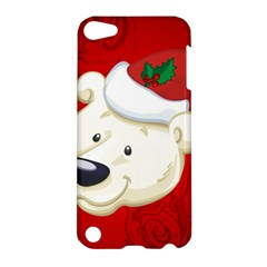 Funny Polar Bear Apple iPod Touch 5 Hardshell Case