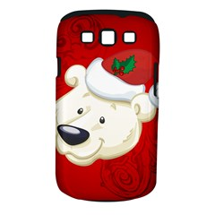 Funny Polar Bear Samsung Galaxy S III Classic Hardshell Case (PC+Silicone)