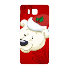 Funny Polar Bear Samsung Galaxy Alpha Hardshell Back Case