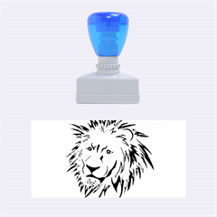 Lion Rubber Stamps (medium)