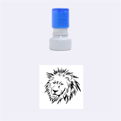 Lion Rubber Round Stamps (Small)