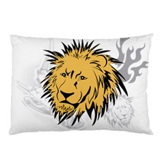 Lion Pillow Cases (Two Sides)