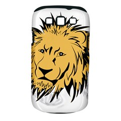Lion Samsung Galaxy S III Classic Hardshell Case (PC+Silicone)