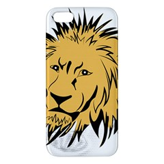 Lion iPhone 5S Premium Hardshell Case