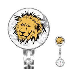 Lion Stainless Steel Nurses Watches