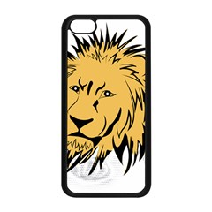 Lion Apple iPhone 5C Seamless Case (Black)