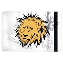 Lion iPad Air Flip