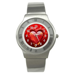 Heart Stainless Steel Watches