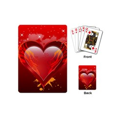 heart Playing Cards (Mini)