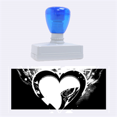 heart Rubber Stamps (Large)