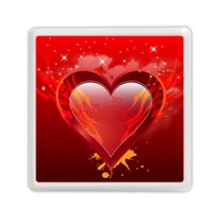 heart Memory Card Reader (Square)