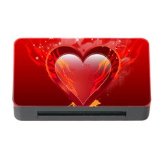 heart Memory Card Reader with CF
