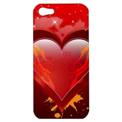 heart Apple iPhone 5 Hardshell Case