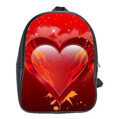 heart School Bags (XL)