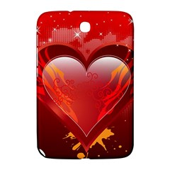 heart Samsung Galaxy Note 8.0 N5100 Hardshell Case