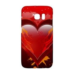 Heart Galaxy S6 Edge