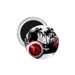 Music, Speaker 1 75  Magnets