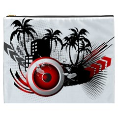 music, speaker Cosmetic Bag (XXXL)