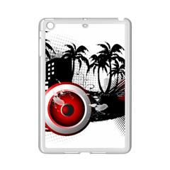 Music, Speaker Ipad Mini 2 Enamel Coated Cases
