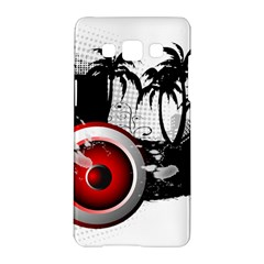 music, speaker Samsung Galaxy A5 Hardshell Case