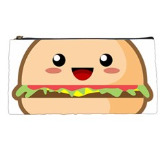 Kawaii Burger Pencil Cases