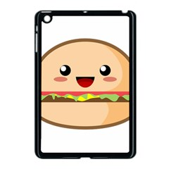 Kawaii Burger Apple iPad Mini Case (Black)