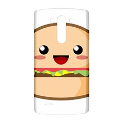 Kawaii Burger LG G3 Back Case
