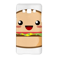 Kawaii Burger Samsung Galaxy A5 Hardshell Case