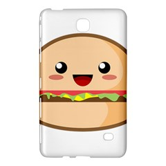 Kawaii Burger Samsung Galaxy Tab 4 (7 ) Hardshell Case
