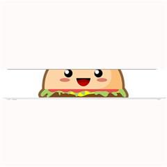Kawaii Burger Small Bar Mats