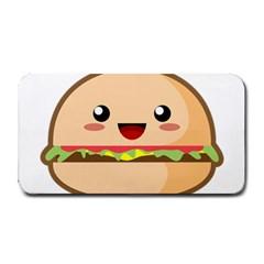 Kawaii Burger Medium Bar Mats