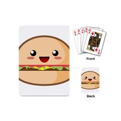 Kawaii Burger Playing Cards (mini)