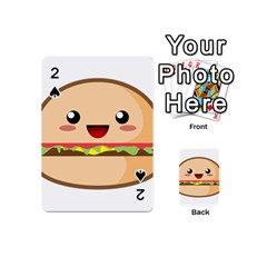 Kawaii Burger Playing Cards 54 (Mini)