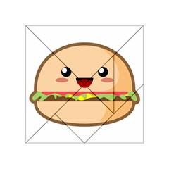 Kawaii Burger Acrylic Tangram Puzzle (4  x 4 )