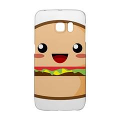 Kawaii Burger Galaxy S6 Edge