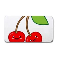 Kawaii Cherry Medium Bar Mats