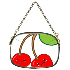 Kawaii Cherry Chain Purses (one Side)