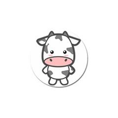 Kawaii Cow Golf Ball Marker (10 pack)