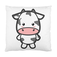 Kawaii Cow Standard Cushion Cases (Two Sides)