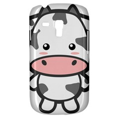 Kawaii Cow Samsung Galaxy S3 MINI I8190 Hardshell Case