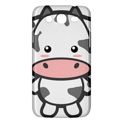 Kawaii Cow Samsung Galaxy Mega 5.8 I9152 Hardshell Case